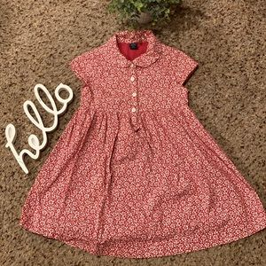 Little Girl Floral Dress Sz 3